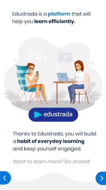 Edustrada effective e-learning platform